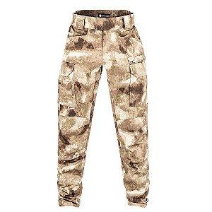 Calça Militar Tática Combat Camuflado A-Tacs AU Forças Especiais Invictus