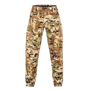 Calça Militar Tática Combat Camuflado Multicam Forças Especiais Invictus