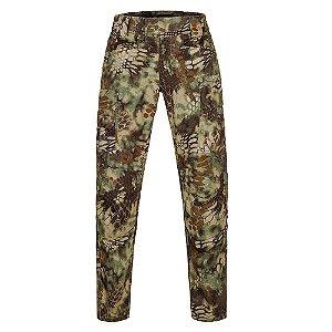 Calça Militar Tática Combat Camuflado Kryptec Mandrake Forças Especiais Invictus