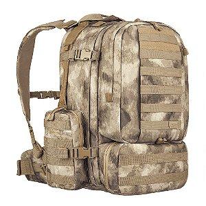 Mochila Militar Invictus Defender Camuflada A-Tacs