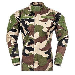 Gandola Tática Militar Armor Camuflada Francês Invictus
