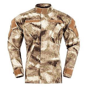 Gandola Tática Militar Armor Camuflada A-Tacs Invictus
