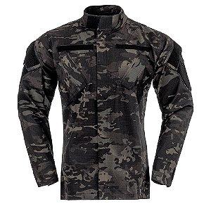 Gandola Tática Militar Armor Camuflada Multicam Black Invictus