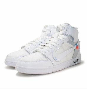 Tênis Nk Air Force Cano Alto Masculino