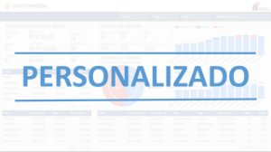 Template Dashboard Personalizado