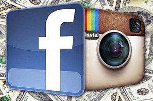 Criação fanpage/facebook  e Instagram corporativo