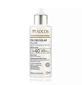 Filtro Solar Adcos Fluid 40