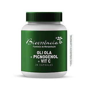 Oli Ola + Picnogenol + Vit C 30 Cápsulas