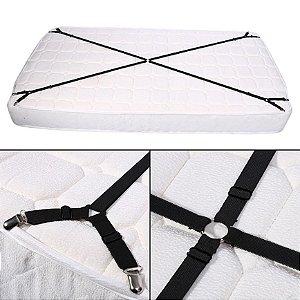 Prendedor elastico para segurar Lençol Cama casal