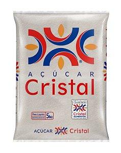 Açúcar Cristal da Cristal Alimentos 5Kg