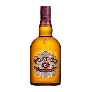 Whisky Chivas Regal Escocês 12 Anos 1 L