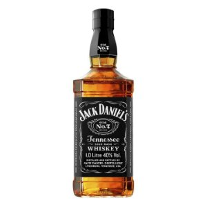 Jack Daniel's Old No. 7 Tennessee Whiskey 1 L