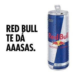 Energético Red Bull Energy Drink 250 ml