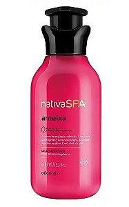 Loção Hidratante Corporal Desodorante Nativa SPA Ameixa, 400ml