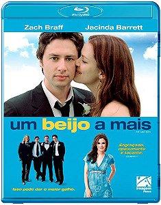 Um Beijo A Mais - Zach Braff Casey Affleck - Lacrado - Blu ray