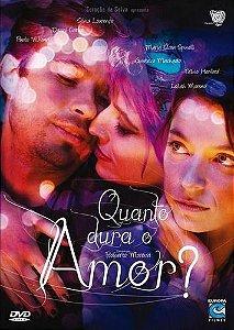 Quanto Dura O Amor Drama - Dvd blu ra. Lacrado Brasil Original