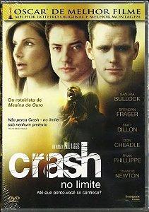 Dvd Crash No Limite Sandra Bullock Matt Dillon Lacrado