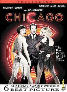 Chicago - Dvd blu ray - Richard Gere - Queen Latifah