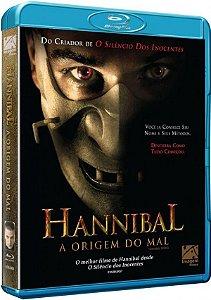 Hannibal - A Origem do Mal - Blu-ray