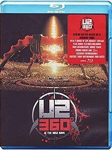 Blu-Ray - U2: 360º At The Rose Bowl - Importado