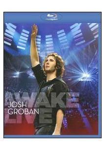 Josh Groban - Awake Live - Blu ray