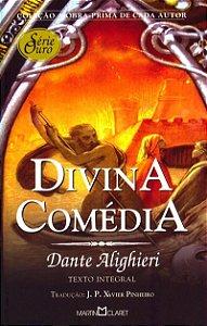 Divina Comédia - Coleção A Obra Prima de Cada Autor - Série Ouro