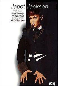 Janet Jackson - The Velvet Rope Tour (Live in Concert)