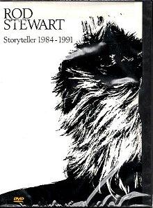 Rod Stewart – Storyteller 1984-1991DVD