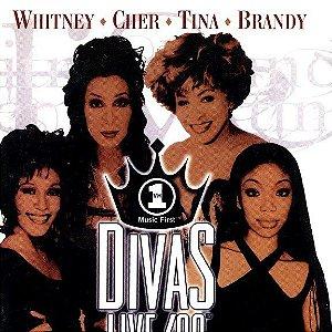DVD VARIOUS Divas Live 99