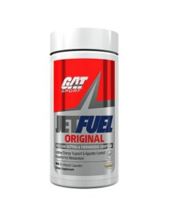 JET Fuel Original - Termogênico Premium - 144 Caps