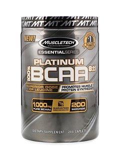 Novo Platinum BCAA (Relação 8:1:1) - 200 Tabletes