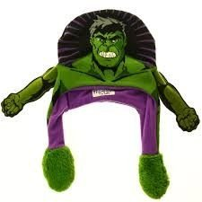 Touca Hulk - Flipeez