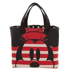 Bolsa Mickey e Minnie - Disneystore