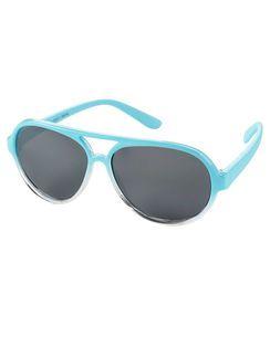 Óculos de Sol Carters Aviador Azul - 4-8 anos