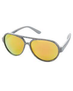 Óculos de Sol Carters Aviador Cinza - 4-8 anos