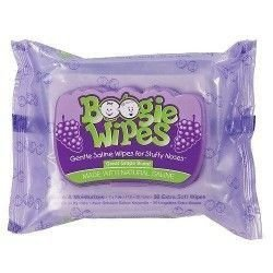 Boogie Wipes - Uva - 45 unidades
