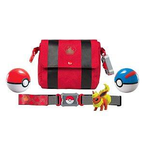 Pokemon- Kit Treinador - Tommy