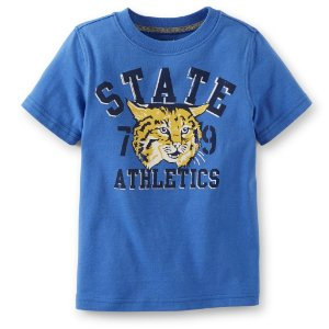 Camiseta Carters - State