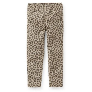 Calça Carters Jeans - Onça - 4T