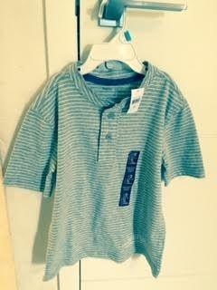 Camiseta Infantil - GAP