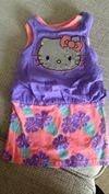Vestido Hello Kitty - Roxo