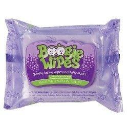 Boogie Wipes - Uva - 30 unidades