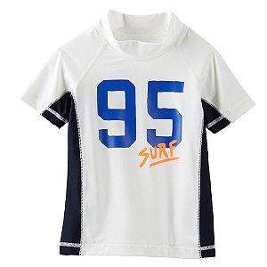 Camiseta Praia Oshkosh Surf - UPF 50+