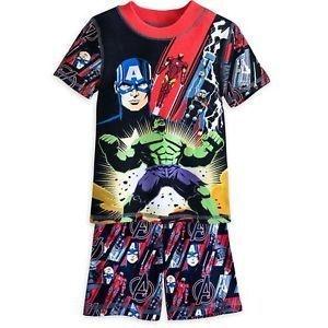 Kit Pijama Vingadores - Disney Store