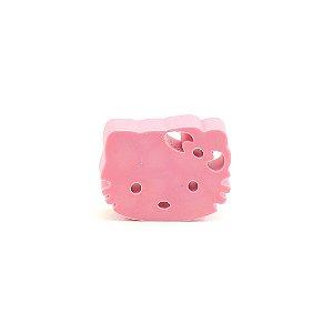 Borracha Face Hello Kitty Rosa