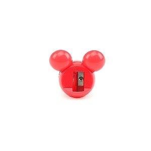 Apontador Mickey Face Vermelho