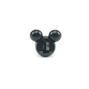 Apontador Mickey Face Preto