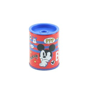 Apontador Metálico Mickey Azul Oh Boy