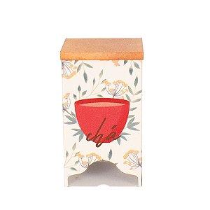 Caixa de Aço Torre Chá