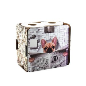 Porta Trecos Grande Cachorros Jornal